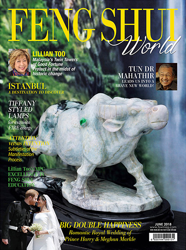 Feng Shui World June 2018